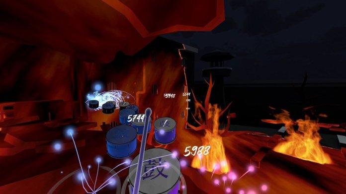 Smash Drums VR on App Lab for Oculus Quest 2