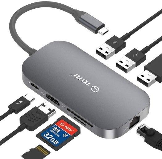 Totu 9-in-1 USB-C Hub