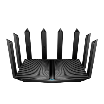 TP-Link Archer AX90 Wi-Fi 6 Tri-Band Router