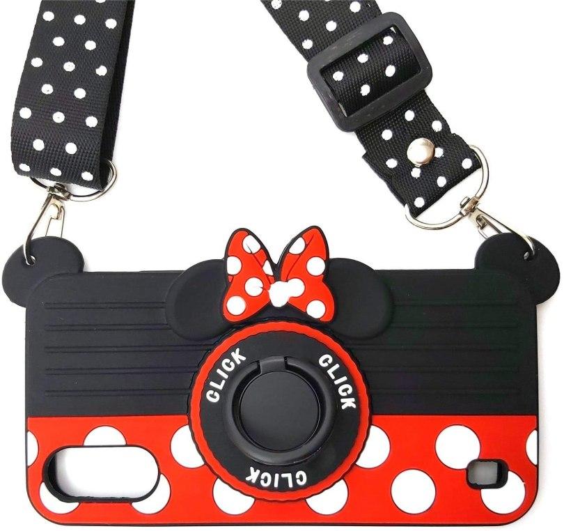 Opticase Minnie 3d Case Galaxy A