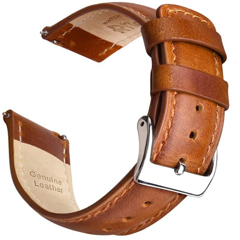 Ritche Leather Oneplus Watch Band