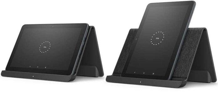 Amazon Fire Hd 8 Plus Wireless Charging Base Product Render