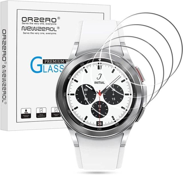 Orzero Galaxy Watch 4 Classic Screen Protector