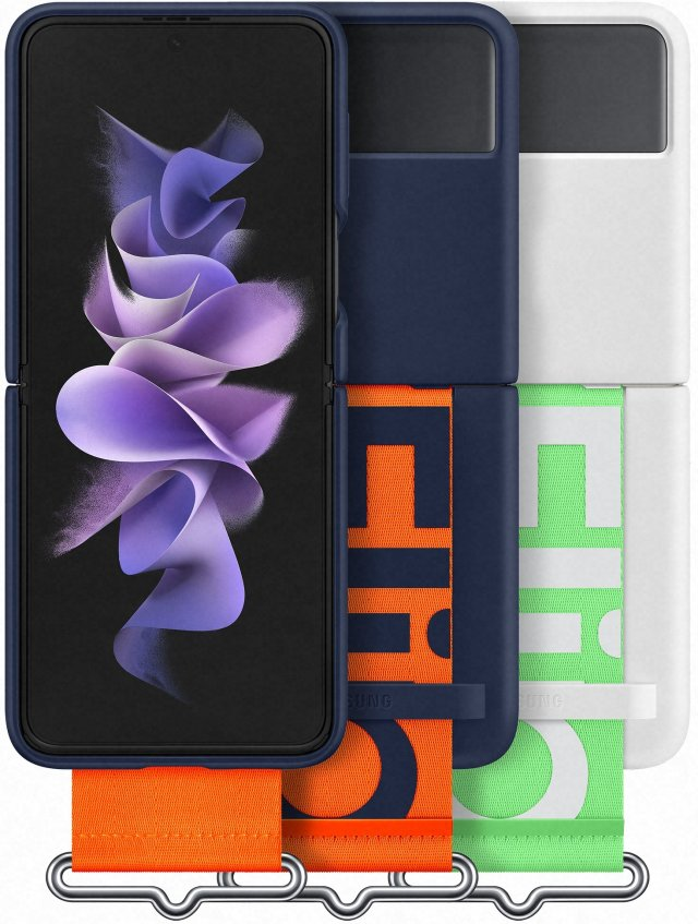 Samsung Galaxy Z Flip 3 Strap Case