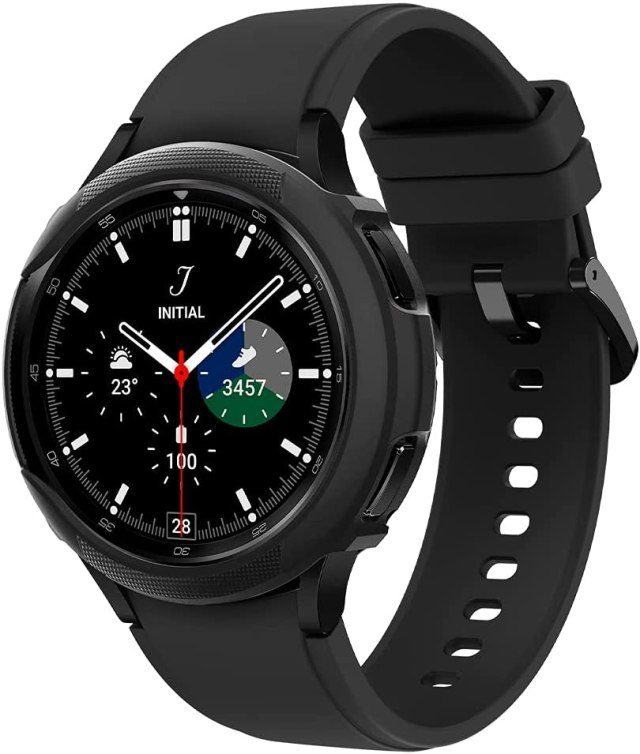 Spigen Galaxy Watch 4 Classic Screen Protector