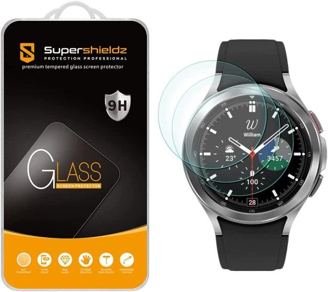 Supershieldz Galaxy Watch 4 Classic Screen Protector