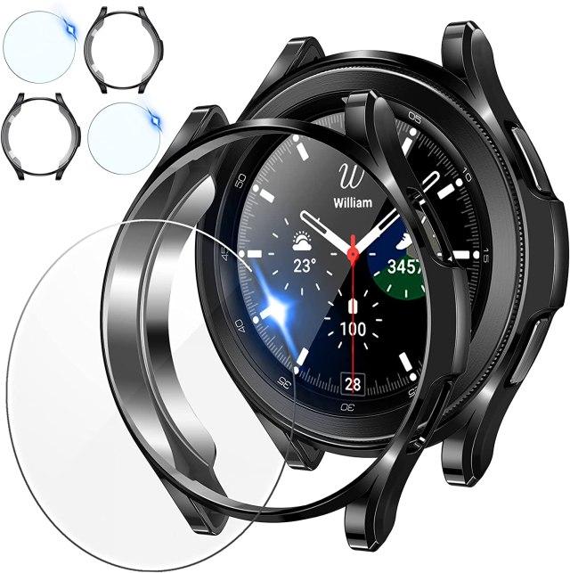 Tensea Galaxy Watch 4 Classic Screen Protector