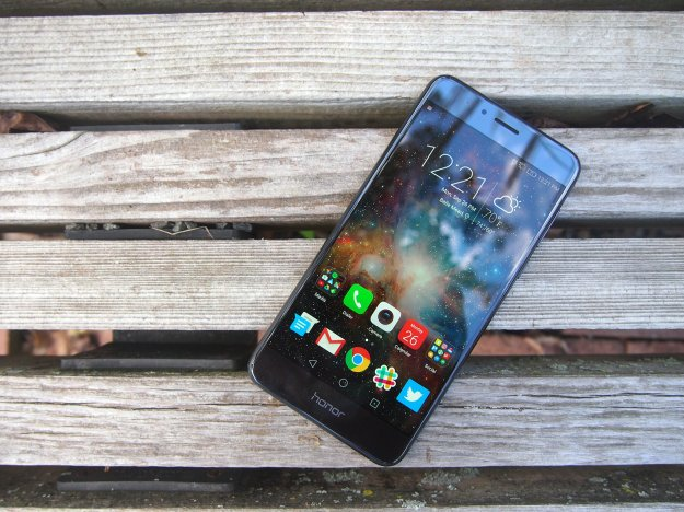 Today only, save  off the Honor 8