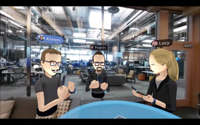 avatars-cards-oc3-01 All the big announcements from Oculus Connect 3 Android