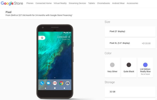 Dont buy your Google Pixel from Verizon