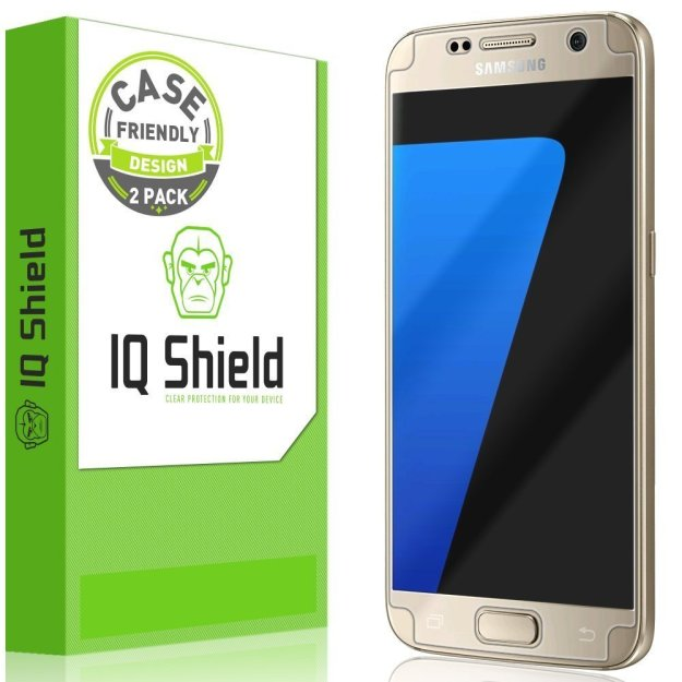 Best screen protectors for the Galaxy S7