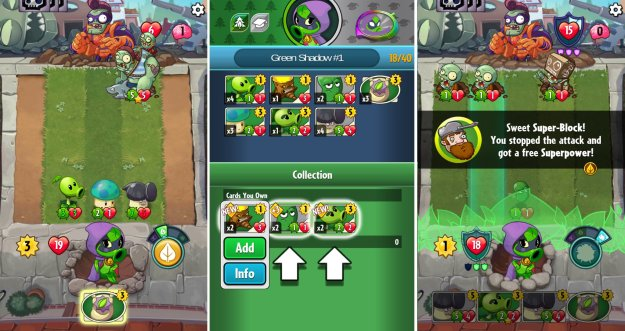 Plants vs. Zombies Heroes branches out onto Android