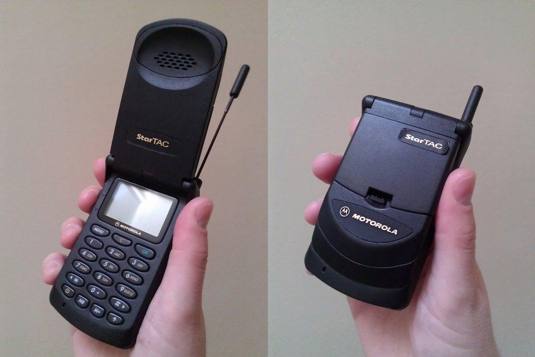 Motorola Android Flip Phone