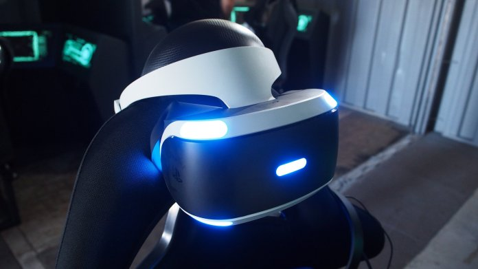 A new patent shows Sony's next-generation wireless PlayStation VR
