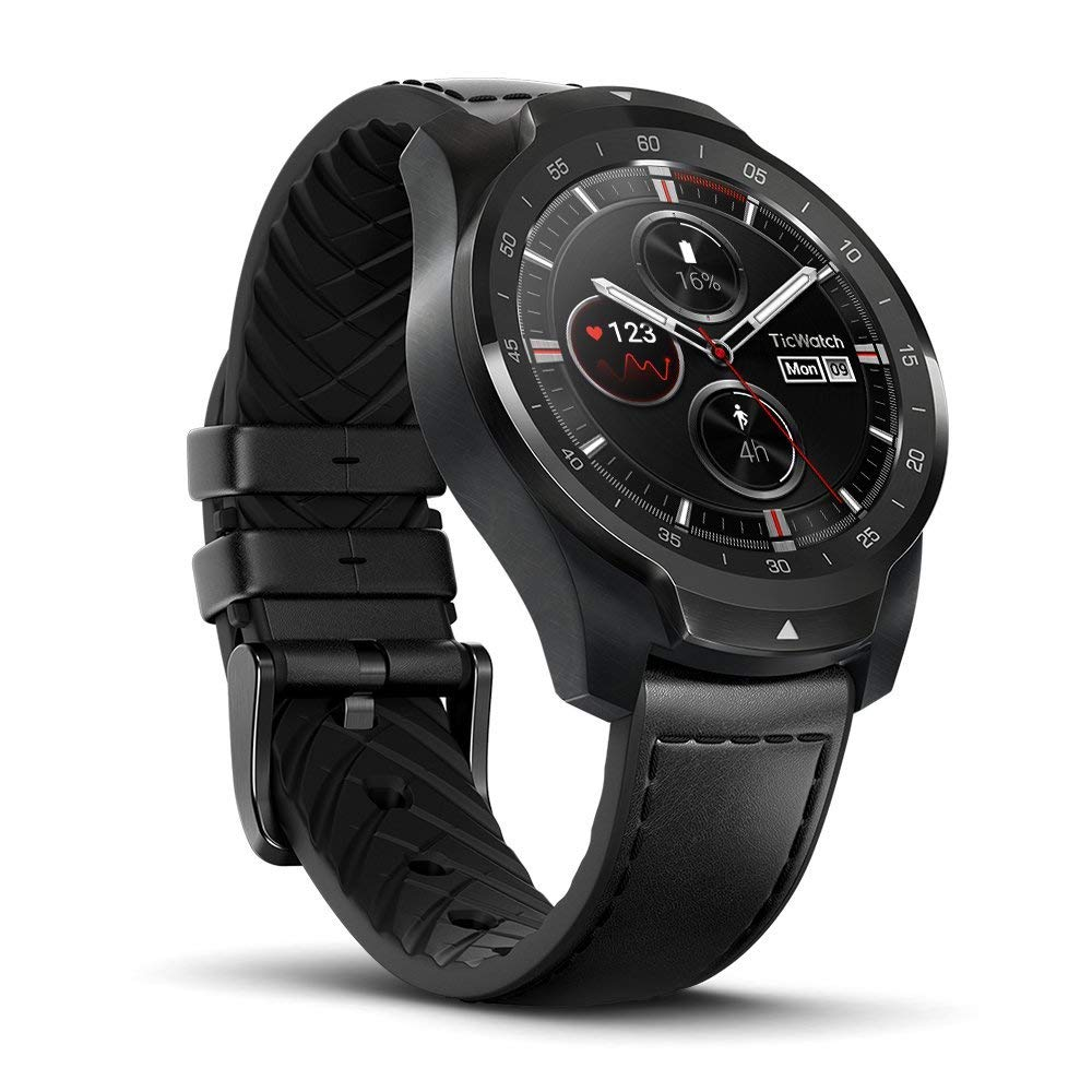5e87f7d3a The TicWatch Pro is the best Wear OS smartwatch you can buy right ...