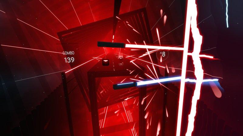 Beat Saber Oculus Quest