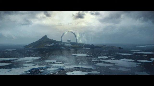 Deathloop island