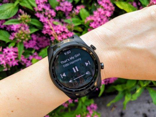 TIcwatch wear os