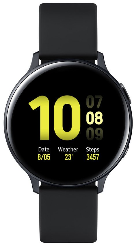 Should you buy the Galaxy Watch Active 2 or the Apple Watch