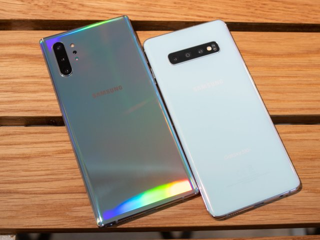Image result for Galaxy Note 10 & Galaxy S10