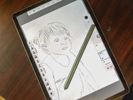 Galaxy Tab S6 with S Pen