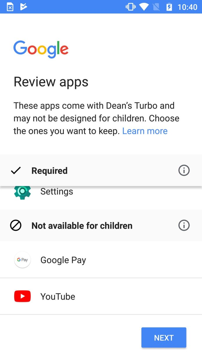How to create a Google account for your kid through Family Link