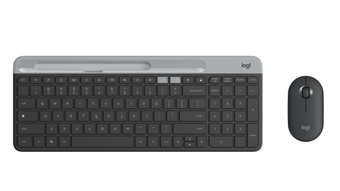Logitech's made a mouse and keyboard to your Pixelbook