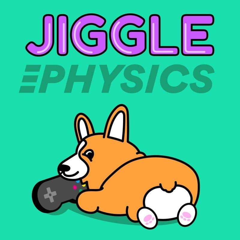 Jiggle Physics Art