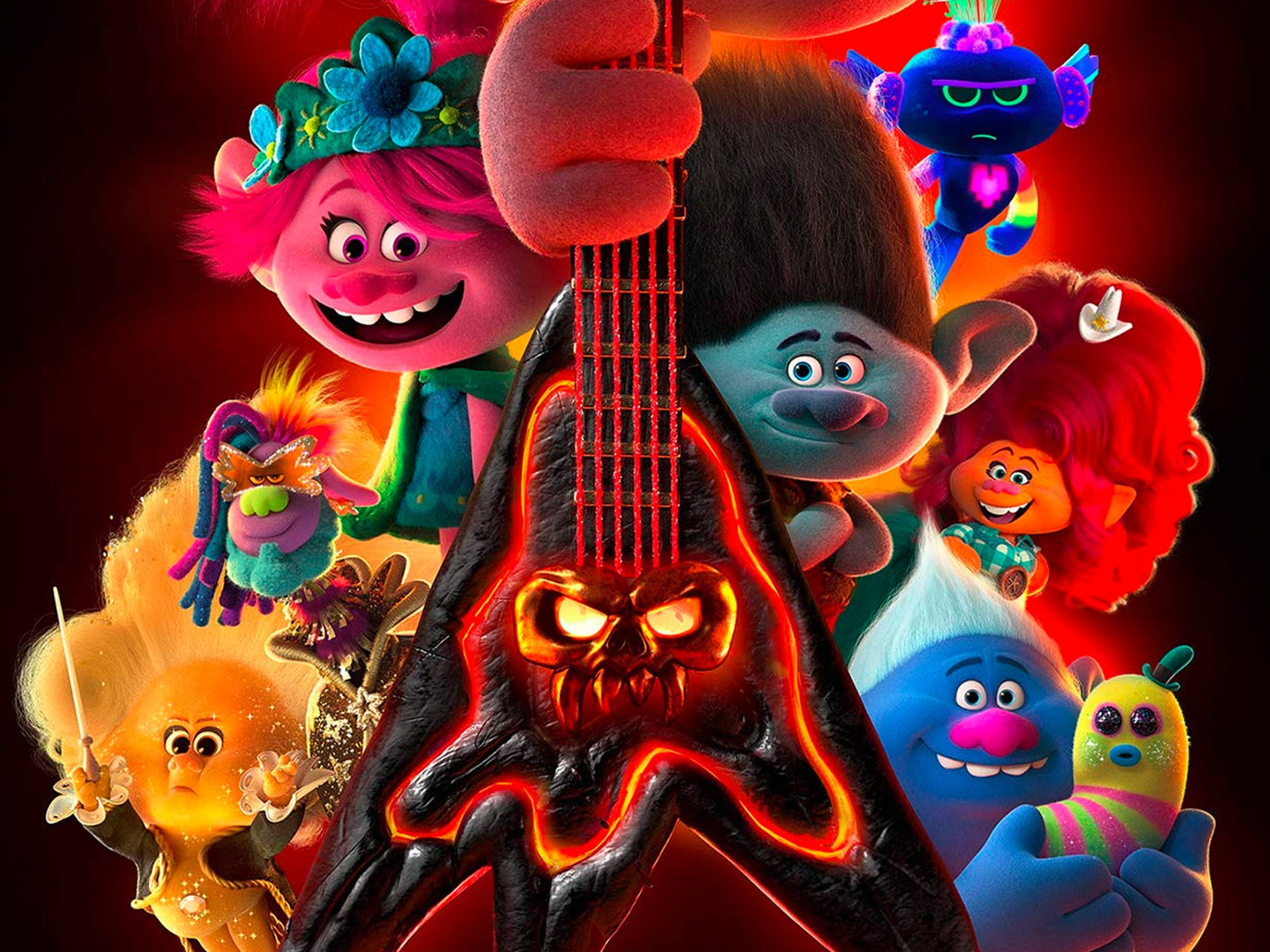 How To Watch Trolls World Tour Online Stream The New Movie Here Android Central