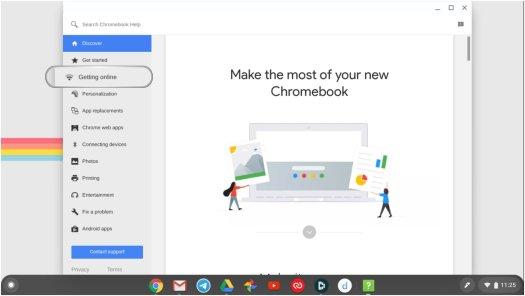 Chromebook Wi-Fi 5