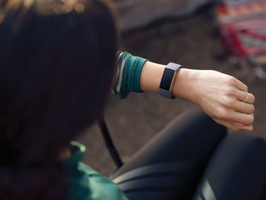 Fitbit Charge 3 Lifestyle Woman