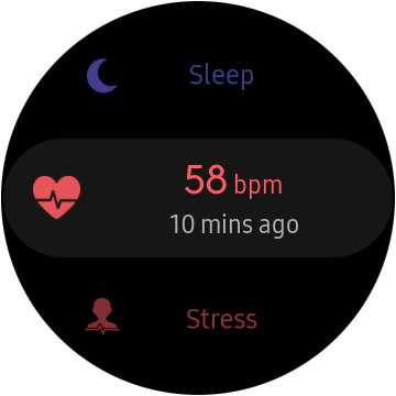 Galaxy Watch Active 2 Heart Rate