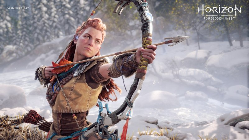 Horizon Forbidden West Aloy Bow