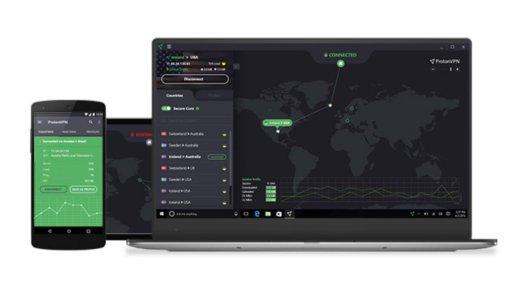 Best VPN Service - ProtonVPN