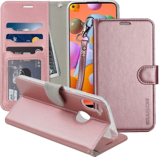 These cases provide all the protection your Galaxy A11 will need 4