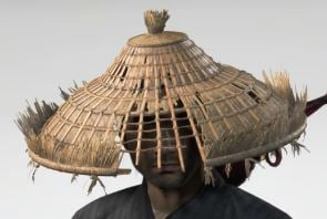 Ghost Of Tsushima Betrayers Hat Cropped