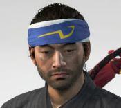 Ghost Of Tsushima Crooked Kama Headband Cropped