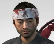 Ghost Of Tsushima Headband Of Death Cropped