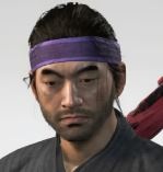 Ghost Of Tsushima Kyoto Twilight Headband