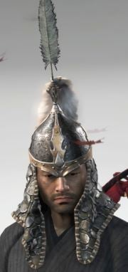 Ghost Of Tsushima Mongol Helmet Cropped