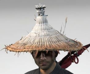 Ghost Of Tsushima Northern Farmers Hat Cropped