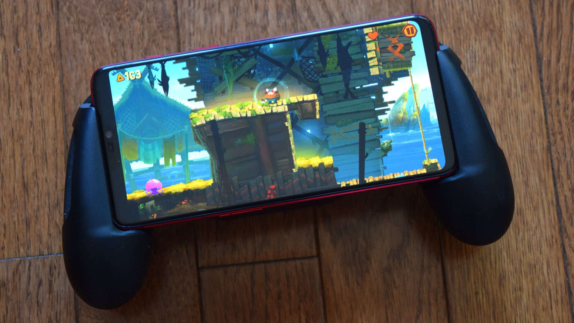Oddmar's fun gameplay makes it an awesome platformer [Android Game of the Week] 1