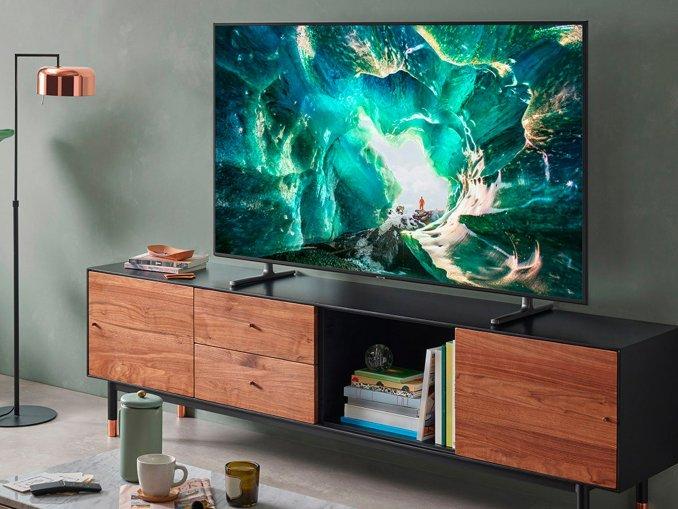 Samsung 8 Series 4k Smart Tv Hero