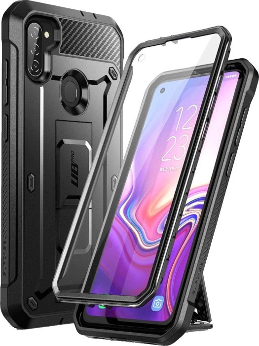 These cases provide all the protection your Galaxy A11 will need 6