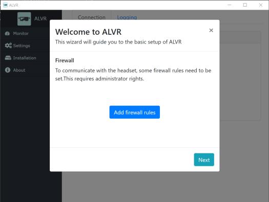 Alvr Launch