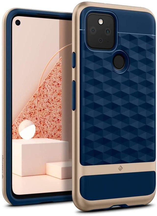 Caseology Parallax Pixel 5 Case