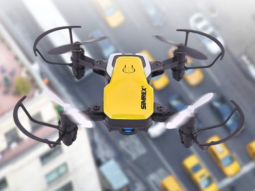 Simrex X300c Mini Drone Rc Quadcopter Lifestyle