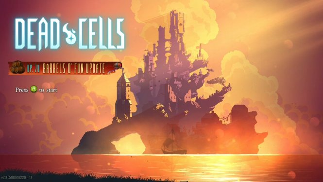 Dead Cells on Game Pass
