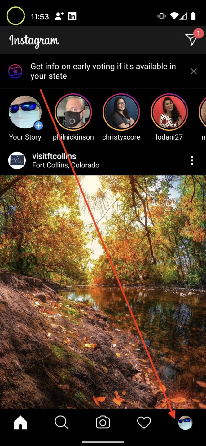 Custom Instagram icon on Android 2