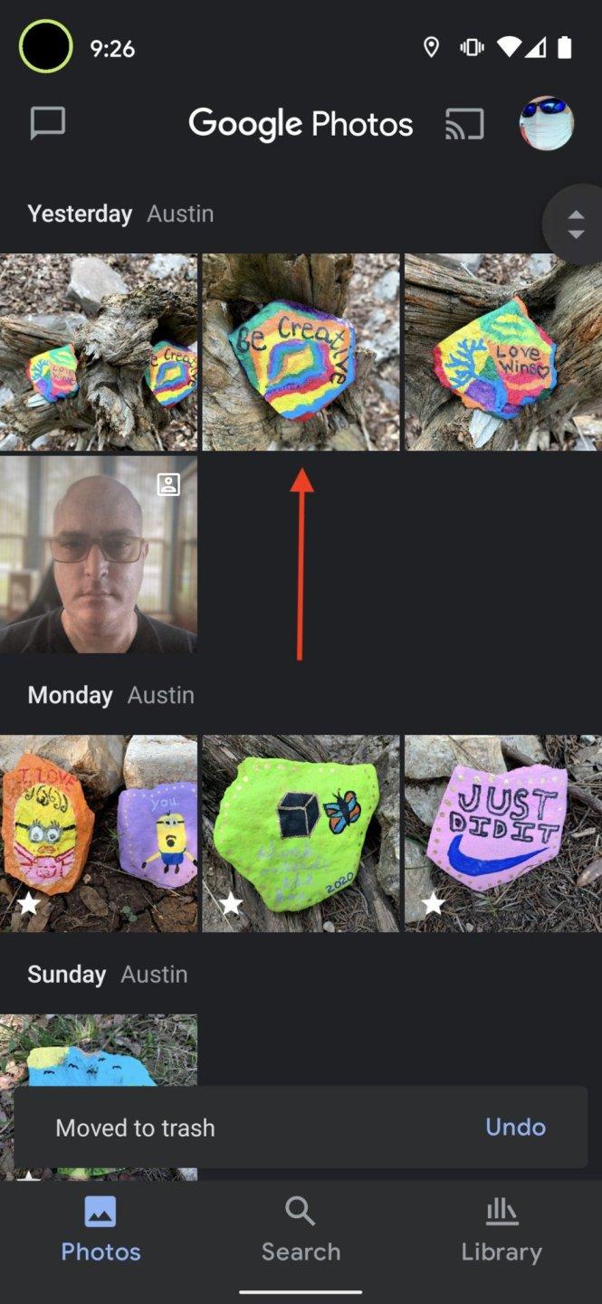 Google Photos manual editing controls 1
